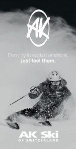 AK-Ski bei Egginer Sport in Saas Fee Händler